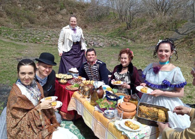 Исторический пикник